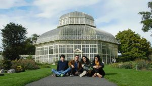 botanic garden dublin