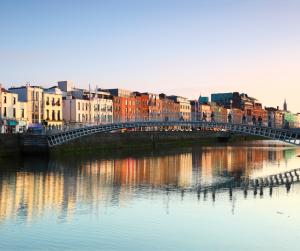 Passeggiare a Dublino