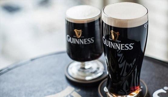 biere en Irlande